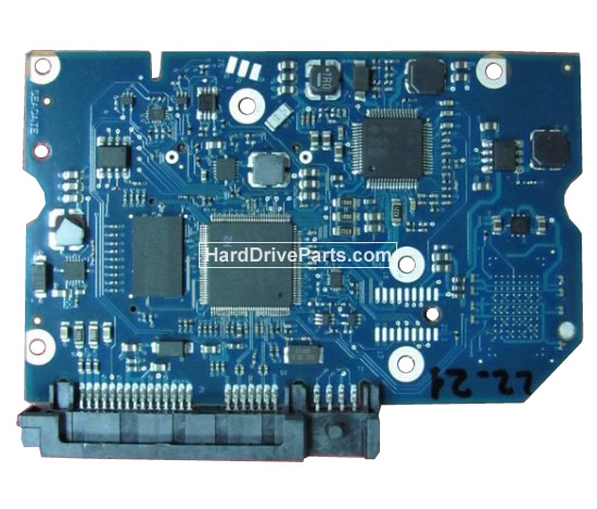 Seagate Festplattenelektronik PCB 100629241