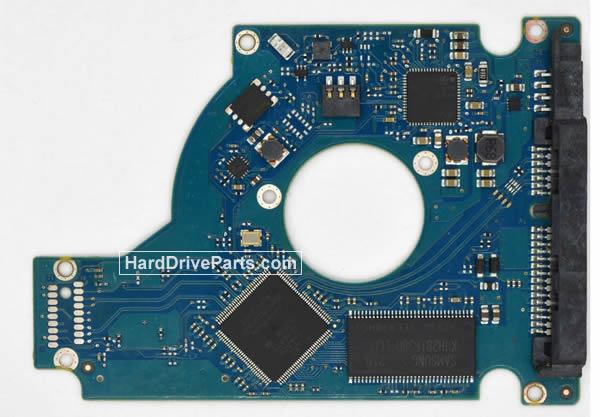 Seagate ST9750420AS Festplatten Ersatzteile Platine 100675229