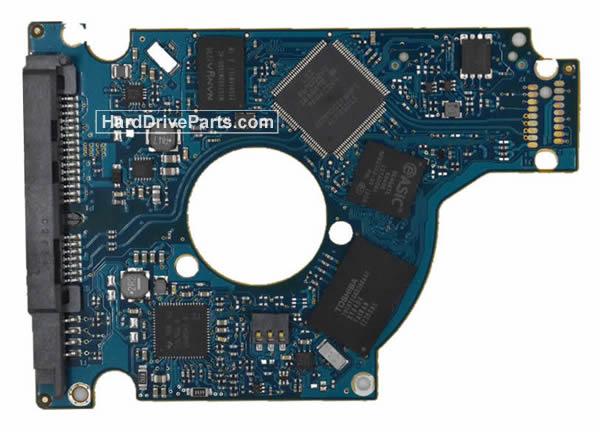 Seagate ST500LM000 Festplatten Ersatzteile Platine 100705349