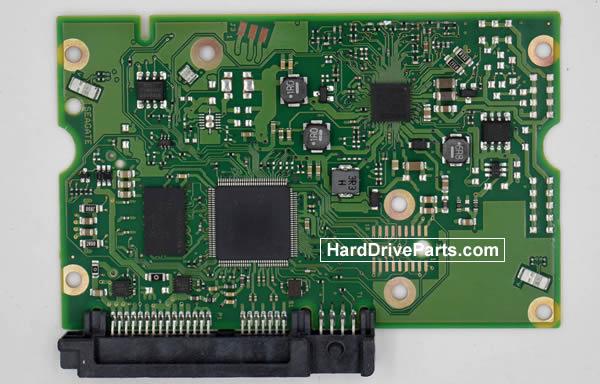 Seagate Festplattenelektronik PCB 100706008