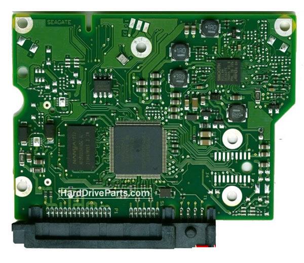ST2000DM001 Seagate PCB Circuit Board 100717520