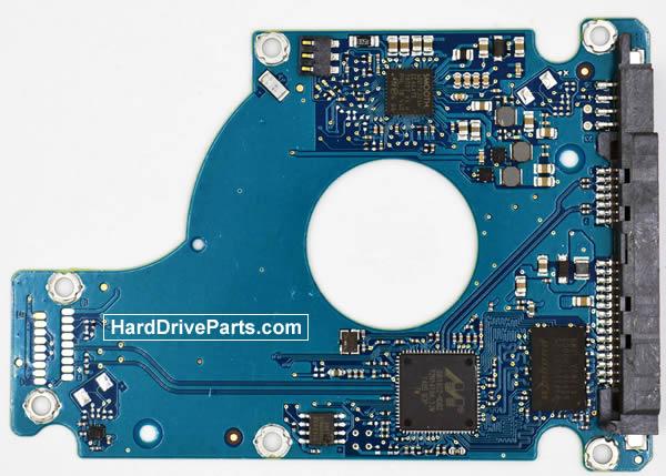 Seagate ST2000LM003 Festplatten Ersatzteile Platine 100739392