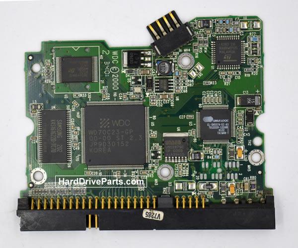 Western Digital Festplattenelektronik PCB 2060-001062-004