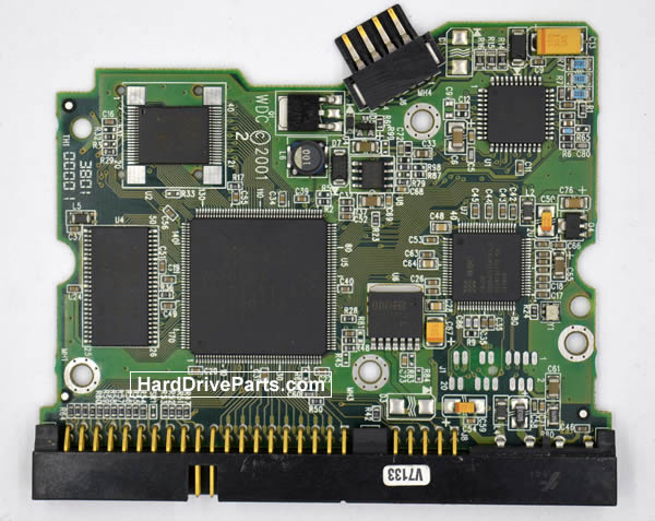 Western Digital Festplattenelektronik PCB 2060-001092-006