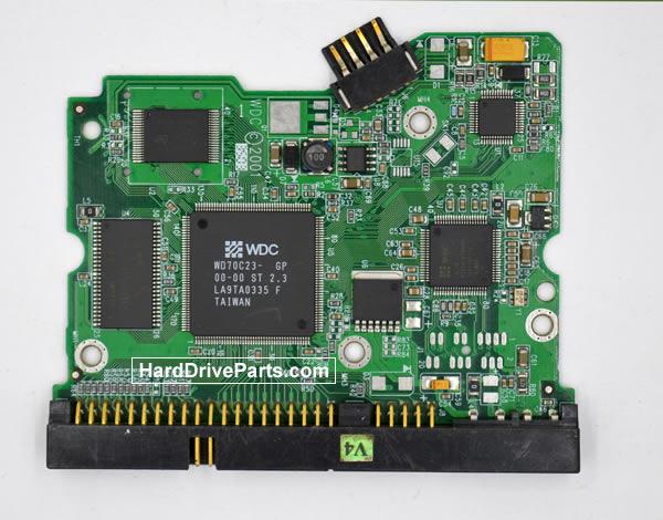 Western Digital Festplattenelektronik PCB 2060-001113-001