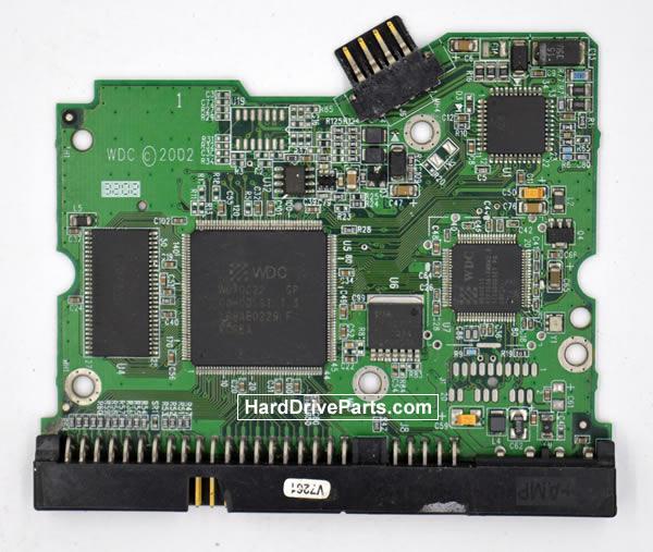 Western Digital Festplattenelektronik PCB 2060-001160-001