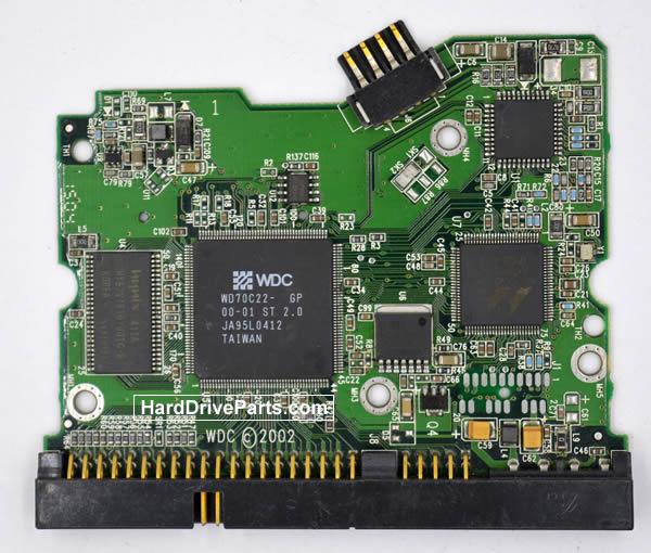 Western Digital Festplattenelektronik PCB 2060-001173-004