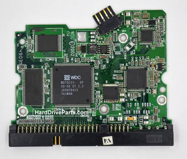 Western Digital WD400JB Festplatten Ersatzteile Platine 2060-001175-000