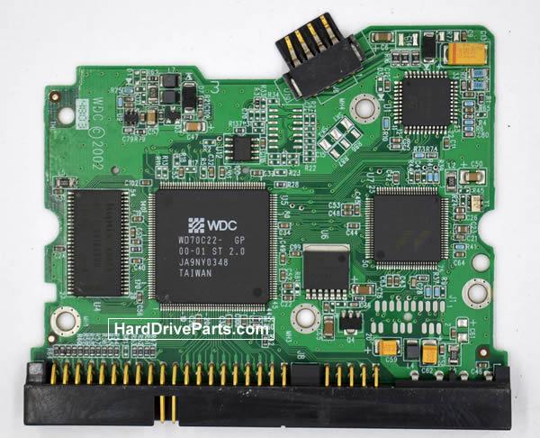 Western Digital Festplattenelektronik PCB 2060-001189-003