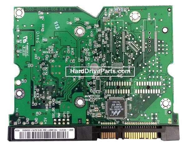 Western Digital Festplattenelektronik PCB 2060-001213-004