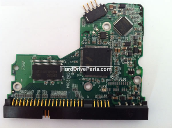 WD800JD WD PCB Circuit Board 2060-001292-000