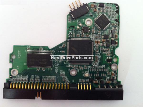 WD400BB WD PCB Circuit Board 2060-001292-000