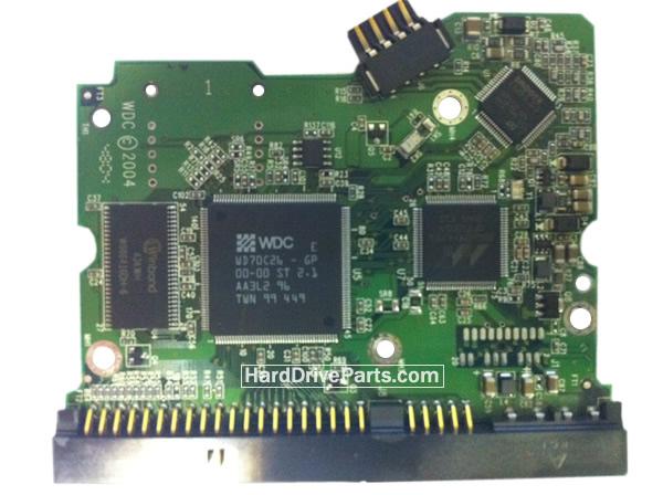 WD2000JB WD PCB Circuit Board 2060-701265-001