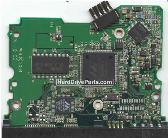 WD3200JD WD PCB Circuit Board 2060-701336-003