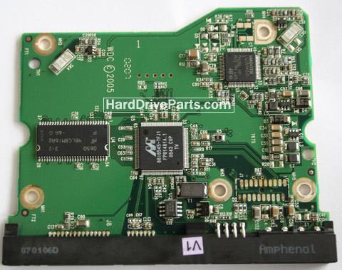 WD5000YS WD PCB Circuit Board 2060-701383-001