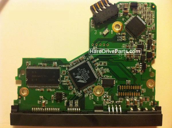 WD3000JS WD PCB Circuit Board 2060-701393-002