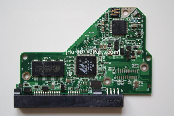 WD1600AABS WD PCB Circuit Board 2060-701444-004