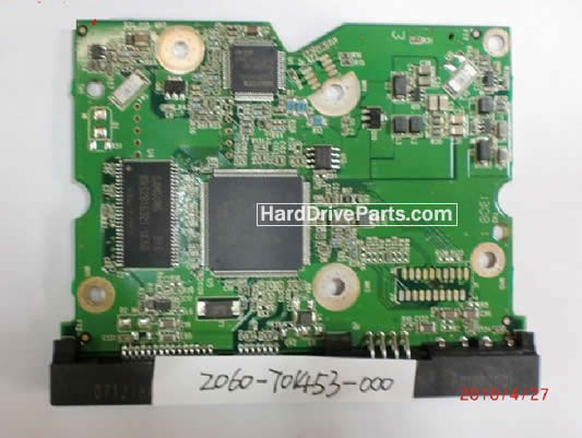 WD1500AHFD WD PCB Circuit Board 2060-701453-000