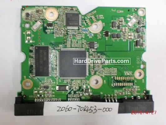 WD800ADFS WD PCB Circuit Board 2060-701453-000