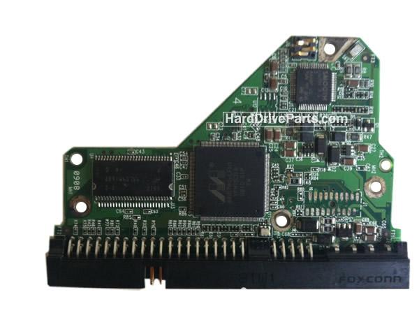 WD2500AVJB WD PCB Circuit Board 2060-701494-001