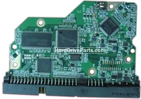 WD3200AAJB WD PCB Circuit Board 2060-701596-001