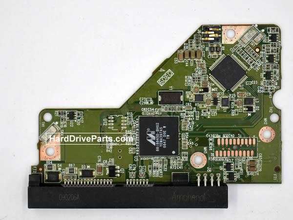 Western Digital WD5000AAKS Festplatten Ersatzteile Platine 2060-771577-001