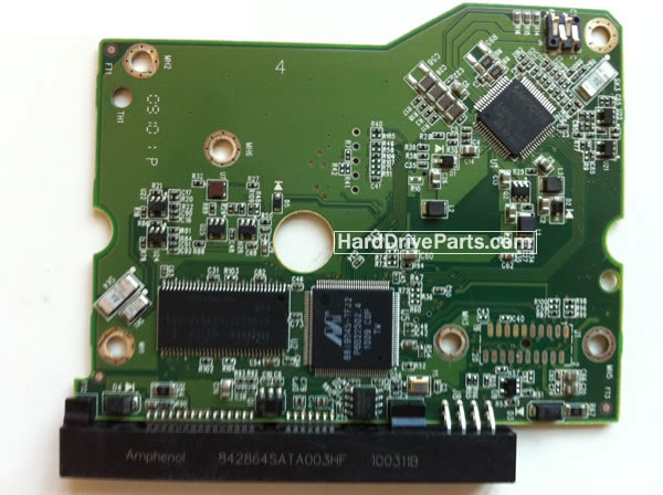 WD2003FYYS WD PCB Circuit Board 2060-771624-003