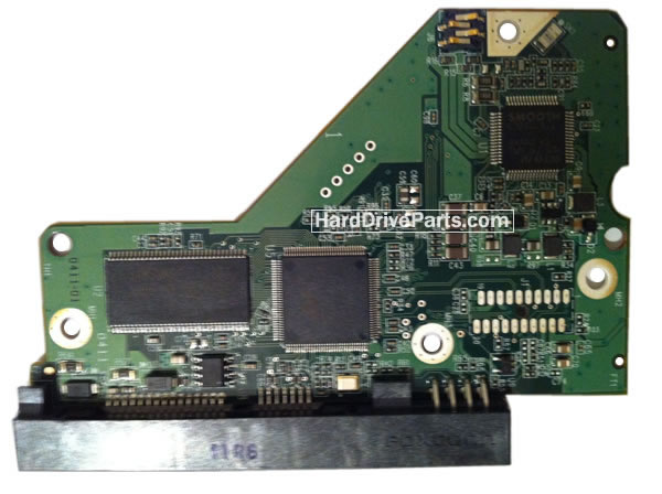 WD10EADS WD PCB Circuit Board 2060-771698-002