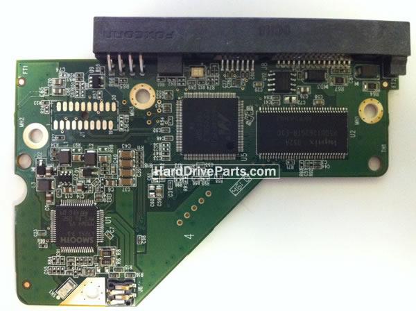 WD10EURX WD PCB Circuit Board 2060-771698-004