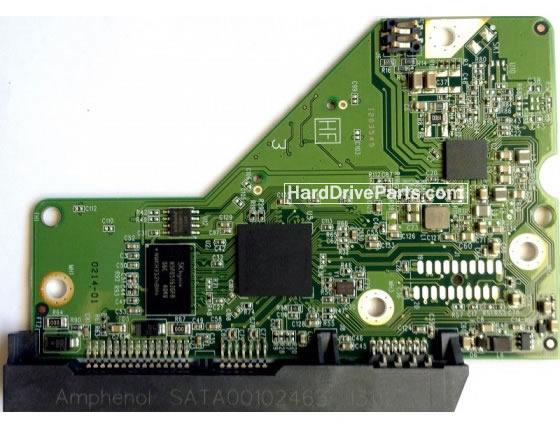 Western Digital Festplattenelektronik PCB 2060-771829-004