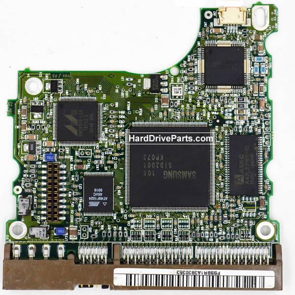 Samsung SV3063H Festplatten Ersatzteile Platine BF41-00041A