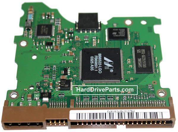Samsung Festplattenelektronik PCB BF41-00068A