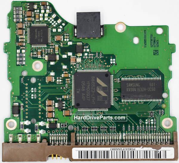 Samsung Festplattenelektronik PCB BF41-00085A