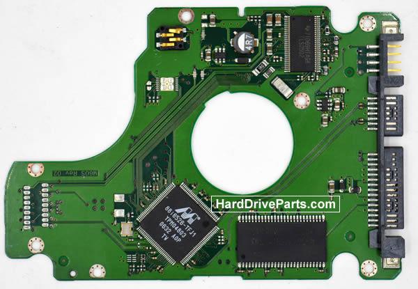 Samsung HM120JI Festplatten Ersatzteile Platine BF41-00105A