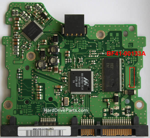 Samsung Festplattenelektronik PCB BF41-00133A