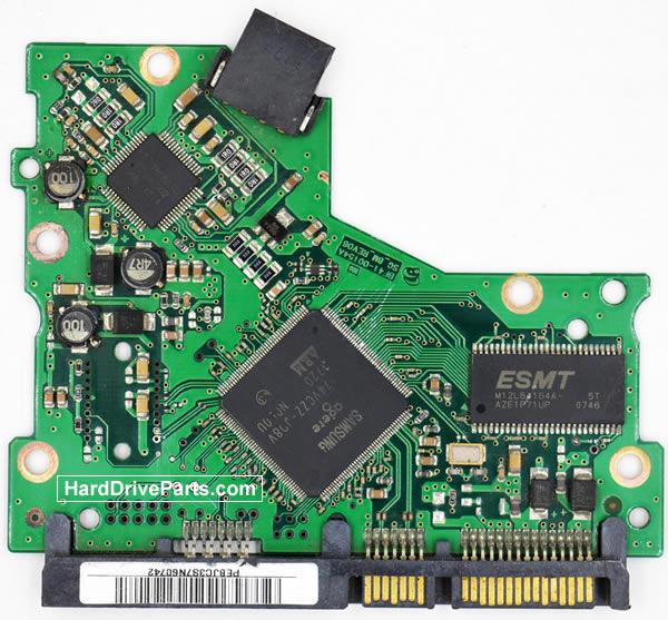 Samsung Festplattenelektronik PCB BF41-00154A