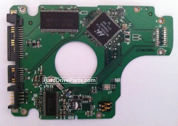 Samsung Festplattenelektronik PCB BF41-00157A R00