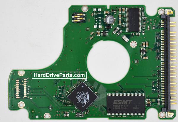 Samsung HM121HC Festplatten Ersatzteile Platine BF41-00170A