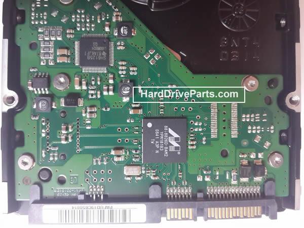 Samsung Festplattenelektronik PCB BF41-00184B