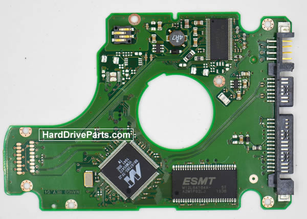 Samsung HM160HI Festplatten Ersatzteile Platine BF41-00186A