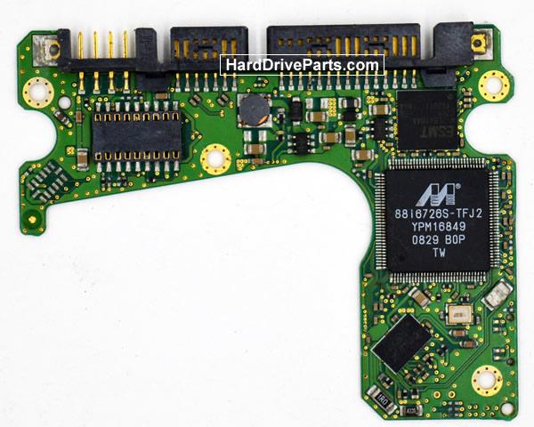 Samsung Festplattenelektronik PCB BF41-00200A