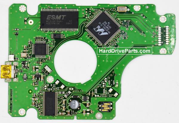 Samsung HM320JX Festplatten Ersatzteile Platine BF41-00235B