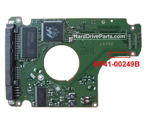 Samsung Festplattenelektronik PCB BF41-00249B 02