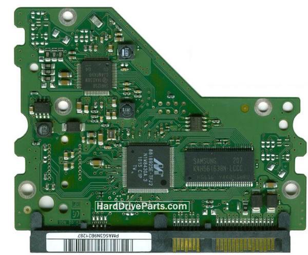 Samsung Festplattenelektronik PCB BF41-00278A 02