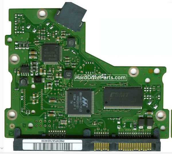 HD322HJ Samsung PCB Circuit Board BF41-00283A