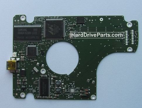 Samsung Festplattenelektronik PCB BF41-00309A 00