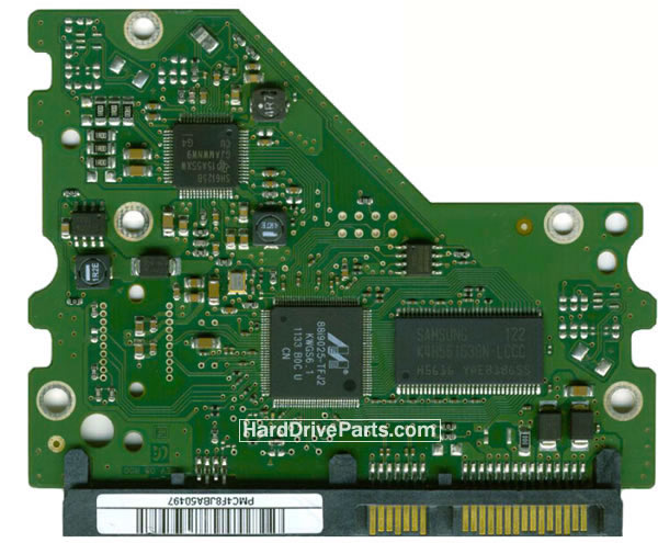 Samsung Festplattenelektronik PCB BF41-00353A 00