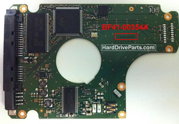 ST500LM012 Samsung PCB Circuit Board BF41-00354A