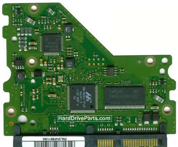 Samsung Festplattenelektronik PCB BF41-00359A 00