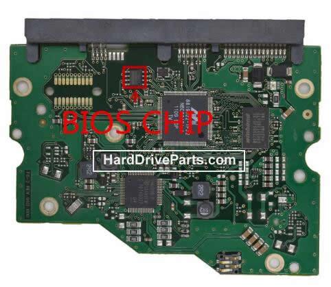 Samsung Festplattenelektronik PCB BF41-00362A